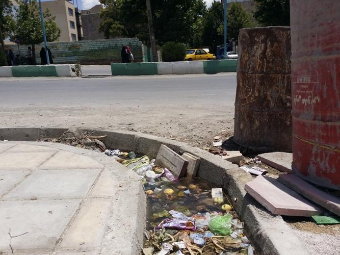 زباله,chaharfasl.ir