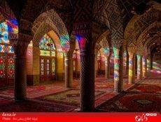 زیباترین مسجد ایران